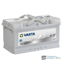 Varta Silver Dynamic 12V 85Ah 800A akkumulátor jobb+