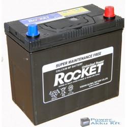 ROCKET 12V 45Ah 430A Ázsia Jobb+ Akkumulátor