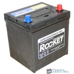 ROCKET 12V 50Ah 450A jobb+ Akkumulátor