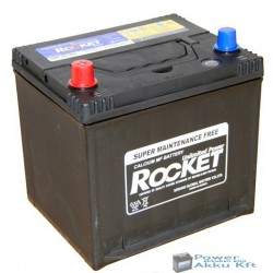 ROCKET 12V 54Ah 560A ! Kalos Bal+ Akkumulátor