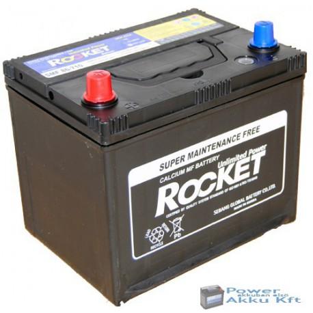 ROCKET 12V 66Ah 710A ! Lacetti Bal+ Akkumulátor