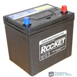 Rocket 12V 65Ah 580A Jobb+ akkumulátor 75D23L
