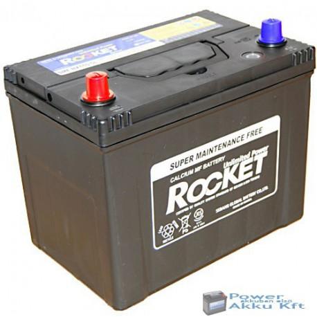 Rocket 12V 70Ah 600A bal+ akkumulátor NX110-5