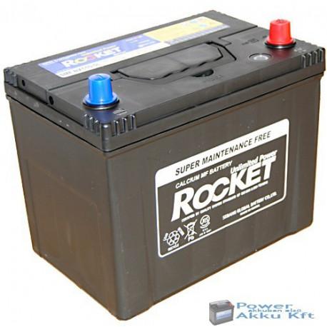 Rocket 12V 70Ah 600A jobb+ akkumulátor NX110-5L