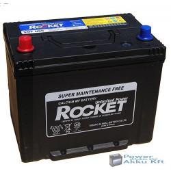 Rocket 12V 80Ah 680A bal+ akkumulátor SMF N80