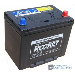 Rocket 12V 80Ah 680A jobb+ akkumulátor SMF N80L