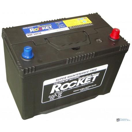 Rocket 12V 100Ah 780A japán jobb + akkumulátor XMF 60032