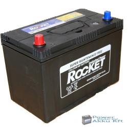 Rocket 12V 100Ah 780A japán bal + akkumulátor XMF 60033