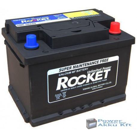 ROCKET 12V 62Ah 540A Jobb+ Akkumulátor SMF 56220