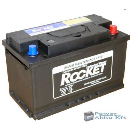 Rocket 12V 90Ah 720A jobb+ autó akkumulátor SMF 59042