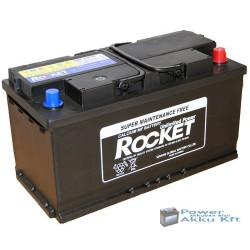 ROCKET 12V 100Ah 820A Jobb+ Akkumulátor SMF 60044