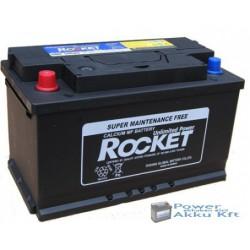 Rocket 12V 90Ah 720A jobb+ autó akkumulátor SMF 59043 Captiva