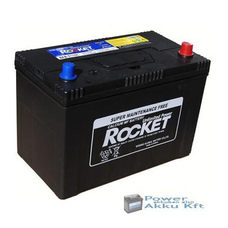Rocket 12V 90Ah 760A Jobb+ akkumulátor EFB 110L
