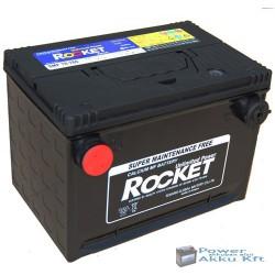 Rocket 12V 74Ah 780A bal+ oldalcsatlakozós akkumulátor SMF 78-780