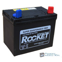 Rocket 12V 30Ah 330A jobb+ akkumulátor SMF U1R-330