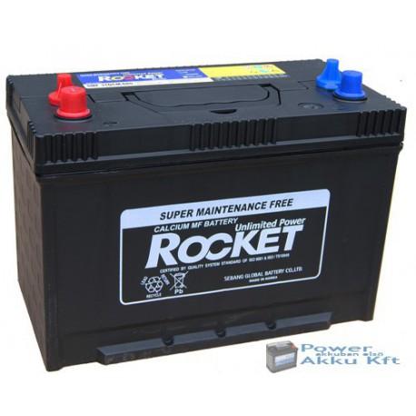 ROCKET 12V 110Ah akkumulátor DCM31-680