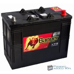 Banner Buffalo Bull 12V 125Ah 62511 jobb+ teherautó akkumulátor