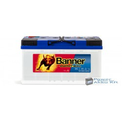 Banner Energy Bull 12V 100Ah Jobb+ 95751 munka akkumulátor