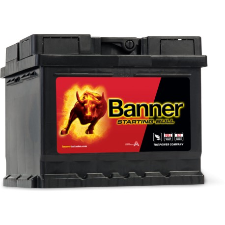 Banner St. Bull 12V 44Ah akkumulátor Jobb+