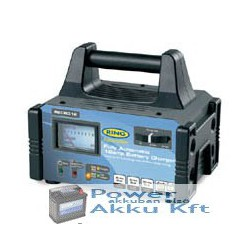 Ring 6V - 12V 12Ah Akkumulátor töltő RECB312