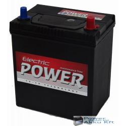 Electric Power 12 V 40 Ah 300 A jobb+ akkumulátor