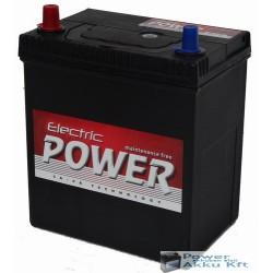 Electric Power 12 V 40 Ah 300 A bal+ akkumulátor