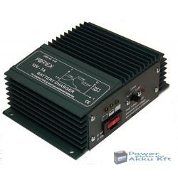12V 7A automata akkumulátortöltő T127