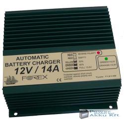 12V 14A automata akkumulátortöltő T1214B