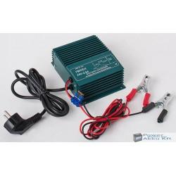 24V 3,5Ah automata akkumulátor töltő T24