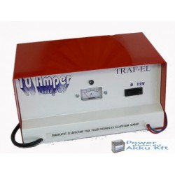 Trafel Akkumulátor töltő 12V 10 Amp