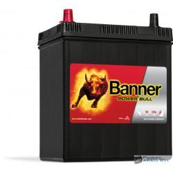 BANNER Power Bull 12V 40Ah bal+ akkumulátor