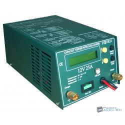 Akkumulátor teszter Proc. 12V 25Ah USB
