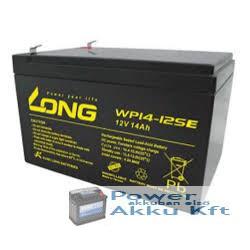 LONG 12V 14Ah elektromos kerékpár akkumulátor