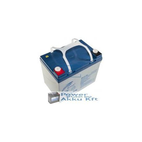 Ritar 12V 36Ah EV12-36 ciklikus zselés kerekesszék akkumulátor