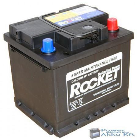 ROCKET 12V 43Ah 420A Jobb+ Akkumulátor