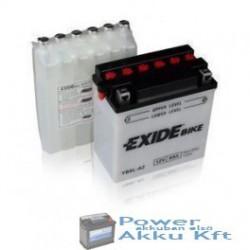 EXIDE EB9L-A2 12V 9Ah 100A jobb+ motorkerékpár akkumulátor