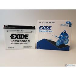 EXIDE EB16AL-A2 12V 16Ah 175A jobb+ motorkerékpár akkumulátor