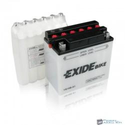 EXIDE EB16B-A1 12V 16Ah 175A bal+ motorkerékpár akkumulátor