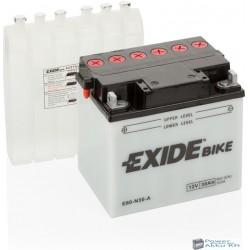 EXIDE E60-N30-A 12V 30Ah 300A bal+ motorkerékpár akkumulátor