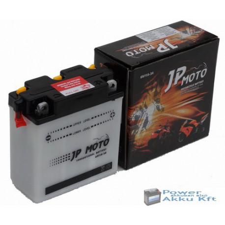 JP Moto Y-6N113A 6V 11Ah 88A jobb+ motorkerékpár akkumulátor