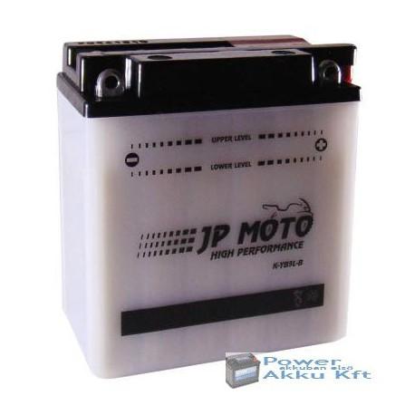 JP Moto Y-CB5L-B 12V 5Ah 50A jobb+ motorkerékpár akkumulátor