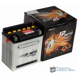JP Moto Y-CB10L-A2 12V 11Ah 140A jobb+ motorkerékpár akkumulátor
