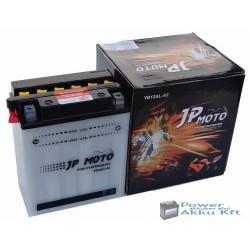 JP Moto Y-CB12AL-A2 12V 12Ah 135A jobb+ motorkerékpár akkumulátor