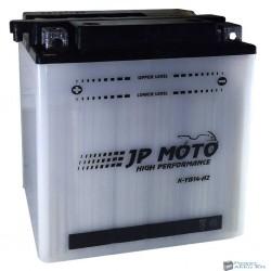 JP Moto Y-CB14-A2 12V 14Ah 160A bal+ motorkerékpár akkumulátor
