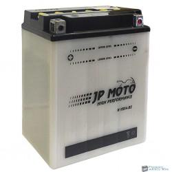 JP Moto Y-CB14-B2 12V 14Ah 160A bal+ motorkerékpár akkumulátor