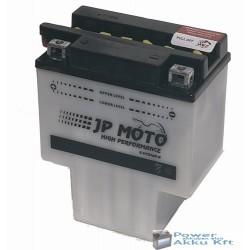 JP Moto Y-HCB16A-A 12V 16Ah 140A bal+ motorkerékpár akkumulátor