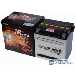 JP Moto Y-CB30L-B 12V 30Ah 300A jobb+ motorkerékpár akkumulátor