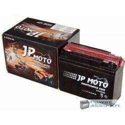 JP Moto Y-YTR4A-BS 12V 2,5Ah 30A jobb+ motorkerékpár akkumulátor