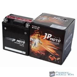 JP Moto Y-YTX7L-BS 12V 6Ah 75A jobb+ motorkerékpár akkumulátor
