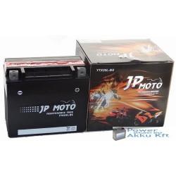 JP Moto Y-YTX20L-BS 12V 18Ah 210A jobb+ motorkerékpár akkumulátor